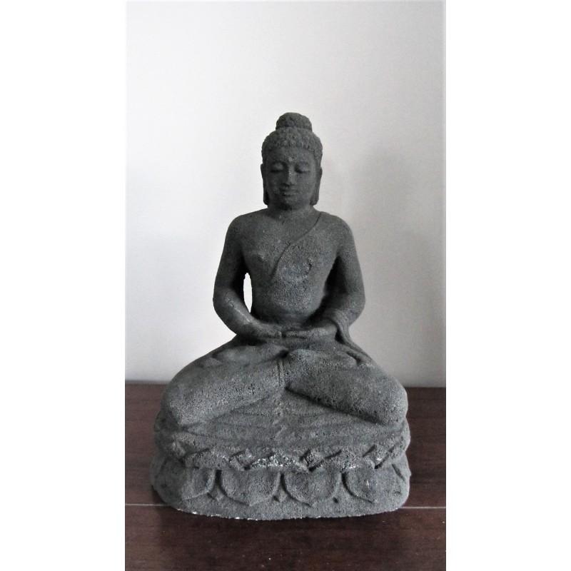 statue de bouddha le jardin de moji d coration zen et. Black Bedroom Furniture Sets. Home Design Ideas