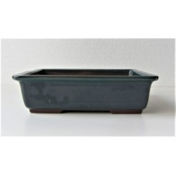 Poterie bonsai rectangulaire 31.5x24x8