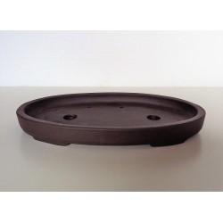 Poterie bonsai ovale 29x16x3.5cm