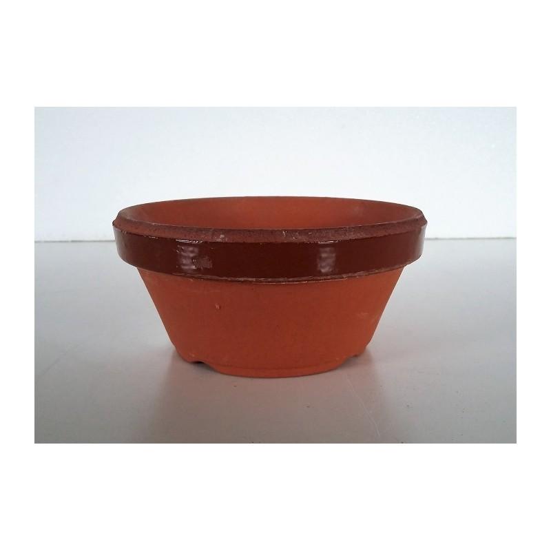 pot de culture en terracotta pour bonsai le jardin de moji. Black Bedroom Furniture Sets. Home Design Ideas