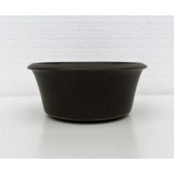 Poterie bonsai ronde diam 13.7cm haut 6cm