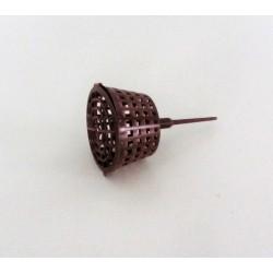 Panier à engrais à piquer - avec couvercle diam 35mm