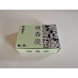 Charbons  Japonais pour encens - Boite de 20