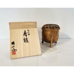 Brule-encens ou parfums japonais Matsu Takaoka