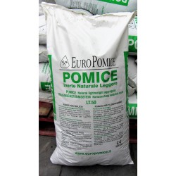 Pumice  3/6mm - 20 litres - 12litres - 6 litres - 2 litres (Produit d'origine reconditionné)