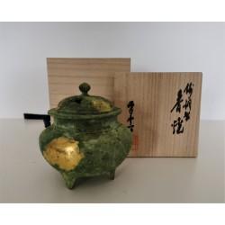 Brule-encens japonais Takaoka Feuilles d'or