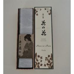 Encens naturel Japonais Hana no Hana Violette