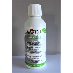 Fortifiant organique liquide Bio-alg Matsu 250ml