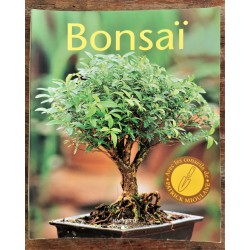 Livre Bonsai - Hachette
