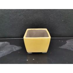 Poterie bonsai carré 11.5x11.5x9cm