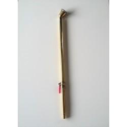 Lance d'arrosage Professionelle en laiton avec robinet 64cm