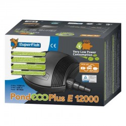 Superfish pompe Eco plus E 12000