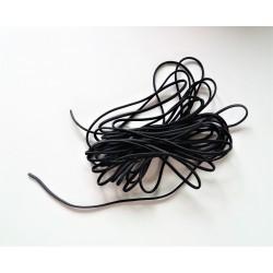 Sandow elastique noir