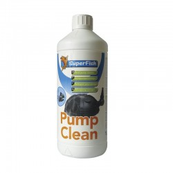 Pump clean 1000ml Superfish - Solution de nettoyage pour pompes de bassin
