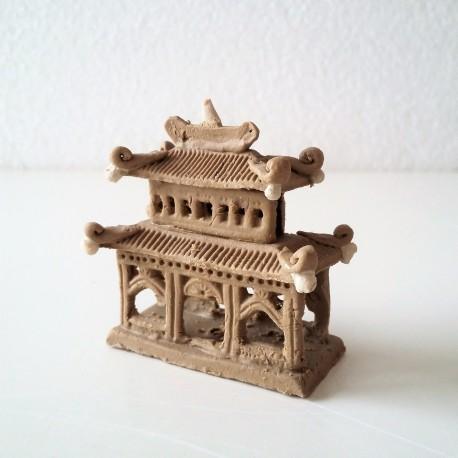 Temple japonais miniature pour penjing 021