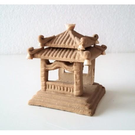 Temple japonais miniature pour penjing 022