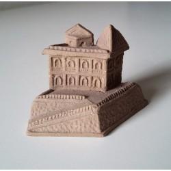 Maison miniature pour penjing 024
