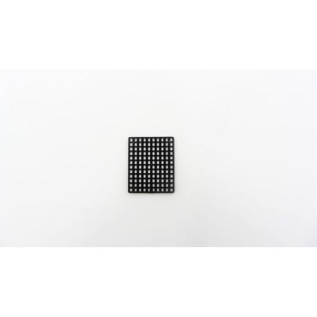 Grille de drainage 60x50mm par 10