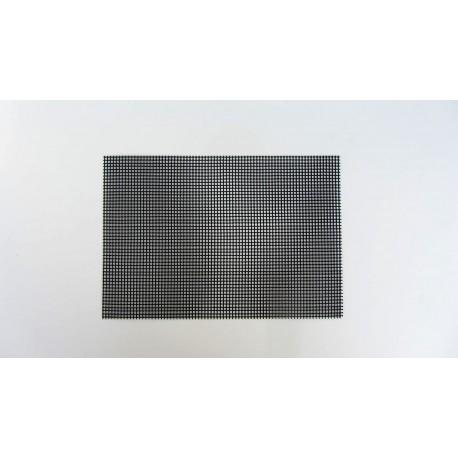 Grille de drainage - plaque de 30x50cm trous 3mm