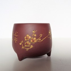 Poterie bonsai ronde diam 9cm haut 8.5cm