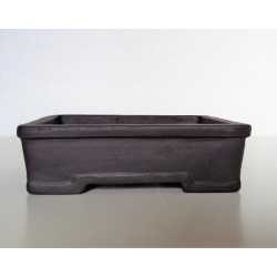 Poterie bonsai rectangulaire 15x11.5x4.5cm