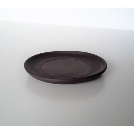 soucoupe ronde diamètre 12.5cm
