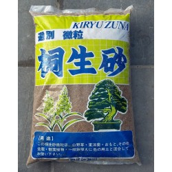 Kiryuzuna pour bonsai - granulométrie 1-3mm