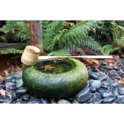 Louche en bambou - Hishaku