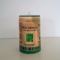 Bougie parfumée Nandita Patchouli
