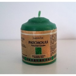 Bougie parfumée Nandita Patchouli 5cm
