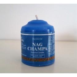Bougie parfumée Nandita Nag champa 5cm
