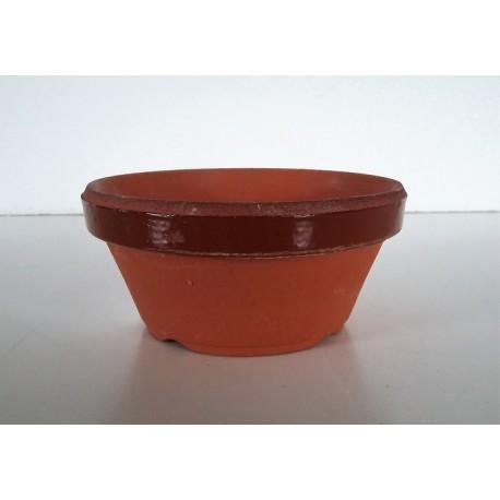 Pot de culture en terracotta 9.5cm