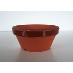 Pot de culture en terracotta 15.5cm