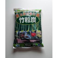 Charbon de bambou origine Japon - sac de 5 L