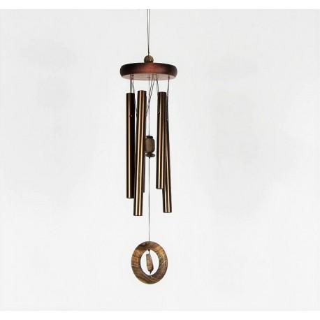 carillon vent avec pierre en jaspe d coration zen int rieur et ext rieur. Black Bedroom Furniture Sets. Home Design Ideas