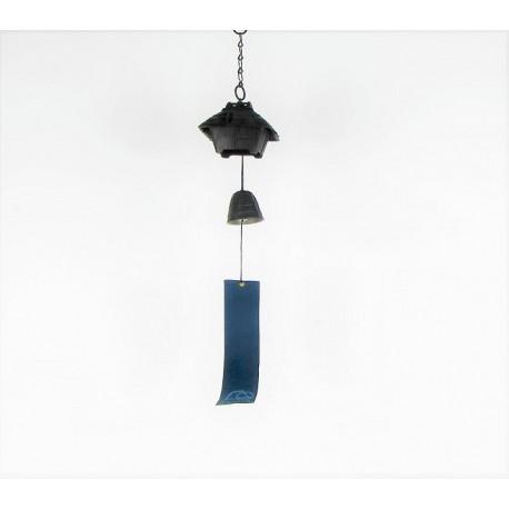 Carillon feng shui en fonte iwachu - Maison de thè