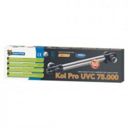 UV koi pro 75 watts Superfish