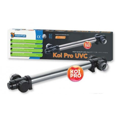 UV Koi Pro 40 watts Superfish