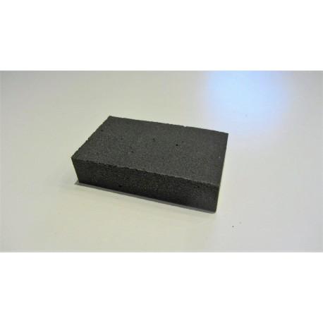 Gomme de nettoyage 80x50x20mm grain très fin