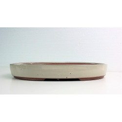 Poterie bonsai ovale 31x21x4.5cm