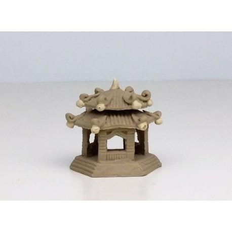 Temple japonais miniature pour penjing 030