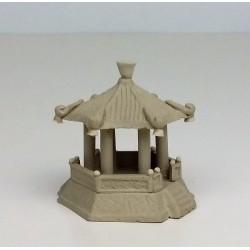 Temple japonais miniature pour penjing 040
