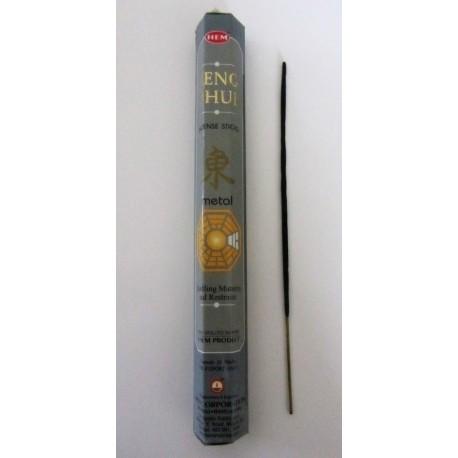 Encens Hem Feng shui metal 20gr. En batonnets