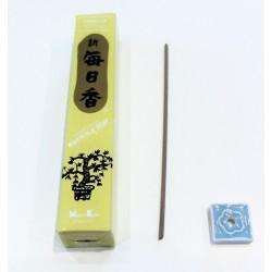 Encens japonais Morning star Vanille. 50 batonnets