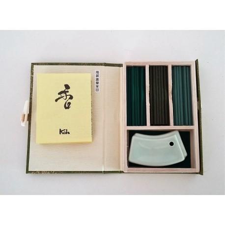 Encens Japonais Mori No Kaori - haute qualité