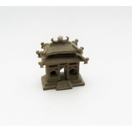Temple japonais miniature pour penjing 014