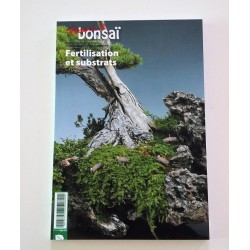 France Bonsai N°120 - Fertilisation et substrats