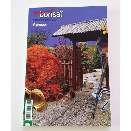 France Bonsai N°117 - Arroser