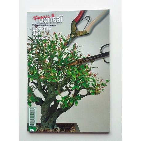 France Bonsai N°111 -  La taille des bonsai (2)