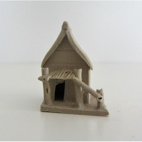 Maisonnette miniature pour penjing 012